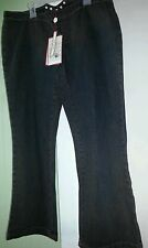 NEW Max & Co jeans & basics denim Long Trousers cargo Size 12 NWT made in Italy