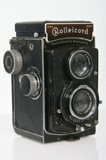 Rolleicord TLR Camera With Zeiss Triotar 7.5cm f3.5 Lens