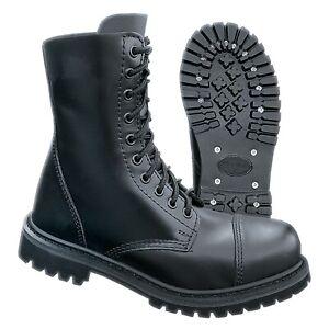 Phantom Boots   UK Ranger   10 Loch    Stahlkappen   100% Echtleder   Brandit