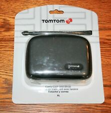 NEW Genuine TomTom XL Carrying Case & strap - For TomTom XL 30 series unopened