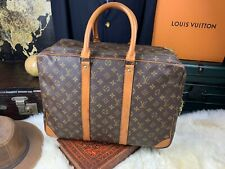LOUIS VUITTON Travel Carryall  Hand Carry Overnight Suitcase Duffle Bag Mens