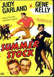 Summer Stock (DVD, 1950) - Region 1 - FAST POST