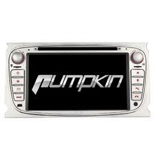 "7"" Autoradio für Ford Focus Mondeo DVD Player GPS Navigation RDS Bluetooth USBSD"
