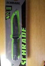 Schrade Small Extreme Survival One-Piece Drop Forged Clip Point SCHF2SM