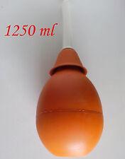 Clistere - Doccia Vaginale / Anale in gomma naturale Nr 20 (1250 ml ) JONPLAST