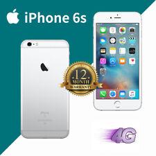 New Apple iPhone 6S 64GB (Unlocked)  Smartphone - Silver Sim Free