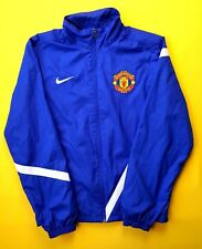 Manchester United jacket small training soccer footbal Nike ig93