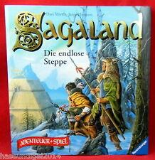 Die endlose Steppe, Sagaland, Morris-Thomson, Ravensburger
