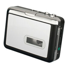 Reproductor convertidor de cassette a MP3 USB Walkman graba música en cinta