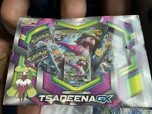 Pokemon Tsareena GX con Bustina Evoluzioni XY No Set Base Charizard Shining