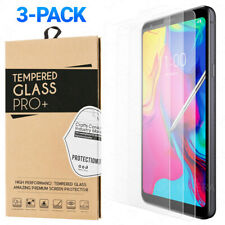 3-Pack Tempered Glass Screen Protector For LG Stylo 5 / Stylo 4 / Stylo 3 / Plus