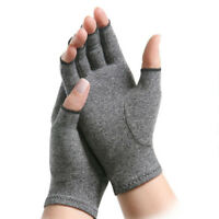 1 Pair Arthritis Pain Relief Compression Gloves Joint Finger Hand Wrist Support