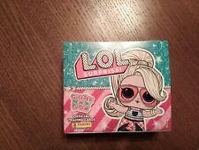 Panini L.O.L. Surprise! Glitter N Glow Trading Card 1 x Display / 24 Booster LOL