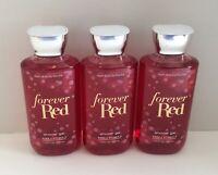 Bath & Body Works Forever Red Shower Gel Shea + Vitamin E
