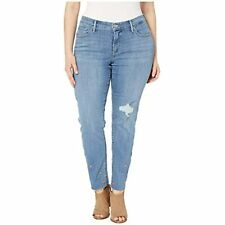 MSRP $70 Levi's Women's Plus Size 311 Shaping Embroidered Skinny Jean Size 20W