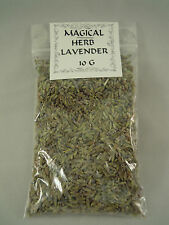 Lavender incantesimi erbe INCANTESIMO forniture Stregoneria Guarigione pagano wicca incenso