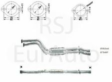 BMW M3 3.0i (E36) Manual 8/93-7/96 Petrol Exhaust Catalytic Converter ECBM1036