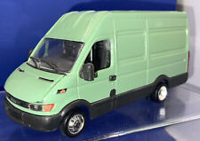 AGRITEC MODELS IVECO DAILY Green VERY NEAR MINT UNBOXED 1:43