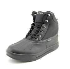 New NAUTICA Men's Bedford Waterproof Duck Boots Shoes Size 7 (M) in Gray