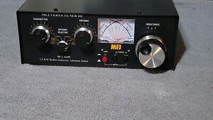 MFJ-962D Versa Tuner III 1.5 KW Ham Radio Antenna Tuner