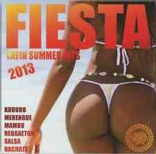 Various Artists-Fiesta 2013 - Latin Summer Hits (Kuduro, Merengue, Mambo, CD NEW