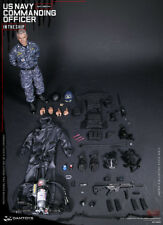 "DAM DAMTOYS 1/6 Scale 12"" Elite Series Navy Commanding Officer #78050 Figure"