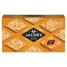 Jacobs Cream Cracker Snackpk 8Pk 192G X 1