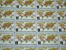 1274 INTERNATIONAL TELECOMMUNICATION UNION (50) 11c STAMPS MNH PVC JACKET SHIP