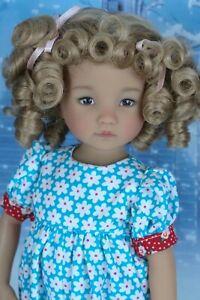 Dianna Effner Little Darling Doll #2 Asian Mold OOAK +Box