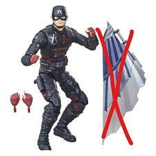 Marvel Legends Avengers US Agent TFATWS  Captain America Wave NO BAF In Stock!