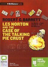 Robert G. BARRETT / TheCASE of the TALKING PIE CRUST      [ Audiobook ]