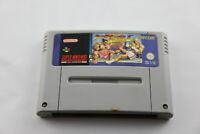 Jeu STREET FIGHTER II TURBO pour Super Nintendo SNES version PAL