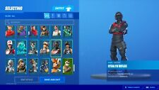 Fortnite Account PC Season 3+ | Exclusive Skins | 275+ Wins