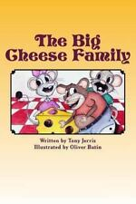 The Big Cheese Family (Not'cho Cheese) (Volume 1), Jerris, Tony, New Book