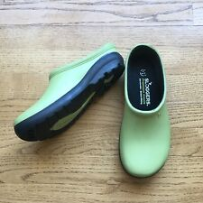 Sloggers Size 8 Kiwi Women'S Garden Outfitters Premium Garden Clog