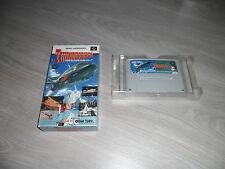 THUNDERBIRDS SUPER FAMICOM japan game