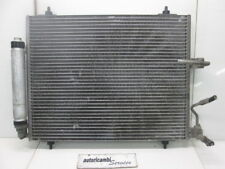 1489398080 RADIADOR CONDENSADOR AIRE ACONDICIONADO CLIMA A/C PEUGEOT 807 2.2 D