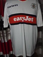 2011-13 Luton Town Away Excellent (XXL) Shirt Jersey Maillot Camiseta Maglia