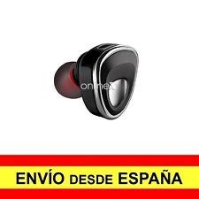Mini Auricular Bluetooth Xibicen Botón Manos Libres Inalámbrico NEGRO a2787