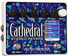 Electro Harmonix EHX Cathedral, Brand NEW