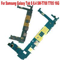 Unlocked Motherboard Main Board for SamsungGalaxyTab S 8.4 SM-T700T705 16G