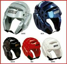 Karate Sparring Gear Head Guard Helmet for Taekwondo Kids Adults