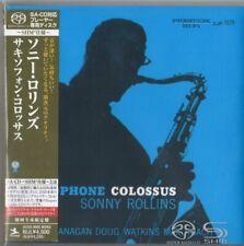 Sonny Rollins - Saxophone Colossus [SHM SACD] UCGO-9005 (card board)  BRAND NEW