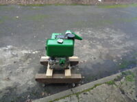 diesel stationary engine lister/petter?