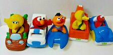 2012 Hasbro Sesame Street Workshop Big Bird Racer Car lot