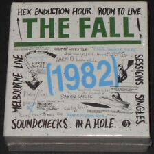 THE FALL 1982 UK 6-CD BOX new sealed HEX ENDUCTION HOUR room to live IN A HOLE