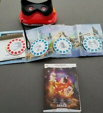 Mattel View Master Virtual Reality Starter Pack VR Headset w/2 Experience Packs