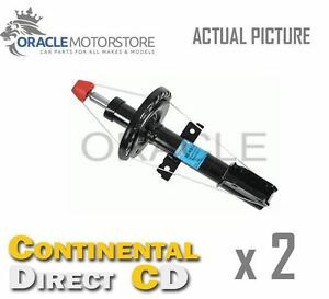 2 x CONTINENTAL DIRECT FRONT SHOCK ABSORBERS STRUTS SHOCKERS OE QUALITY GS3176F