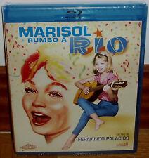 MARISOL RUMBO A RIO BLU-RAY NUEVO PRECINTADO CINE ESPAÑOL COMEDIA (SIN ABRIR) R2