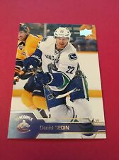 Daniel Sedin   Canucks 2016-2017 Upper Deck #179